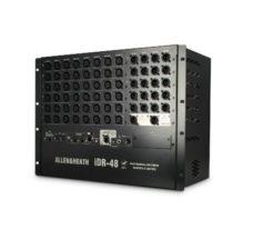 Процессорный рэк/стейдж-бокс Allen&Heath iLive iDR48
