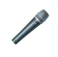 Микрофон  (инструментальный) Shure Beta57A
