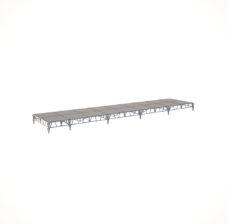 Сценический сборный подиум 12000×2400