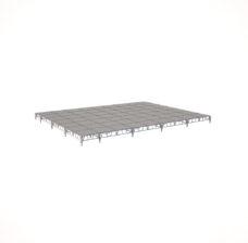 Сценический сборный подиум 10800×8400