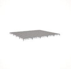 Сценический сборный подиум 12000×10800
