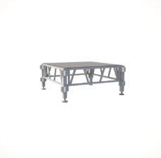 Сценический сборный подиум 1200×1200