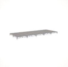 Сценический сборный подиум 12000×4800