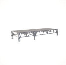 Сценический сборный подиум 3600×1200