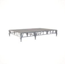 Сценический сборный подиум 3600×2400
