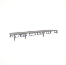 Сценический сборный подиум 6000×1200