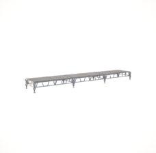 Сценический сборный подиум 7200×1200