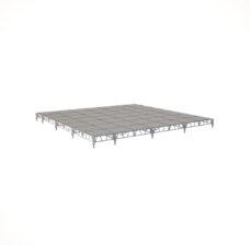 Сценический сборный подиум 8400×8400