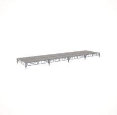 Сценический сборный подиум 9600×2400