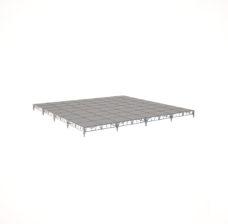 Сценический сборный подиум 9600×9600