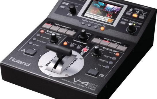 Видео пульт Roland V-4EX