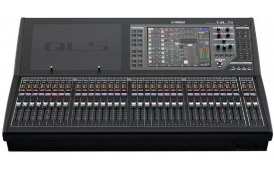 Цифровая микшерный пульт Yamaha QL5